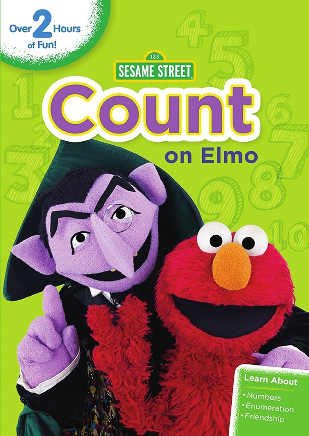 Count on Elmo