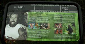 Henson info plaque Elstree.jpg