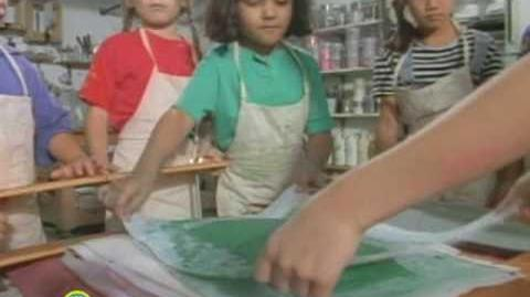 Sesame_Street_Papermaking_Class