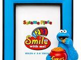 Sesame Street picture frames (Sesame Place)