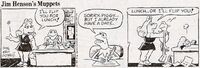 The Muppets comic strip 1982-04-03