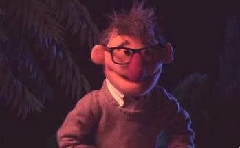 Woody Allen Muppet