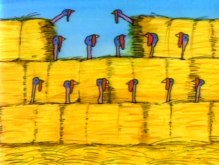 Turkey in the Straw (Number Thirteen Song)
