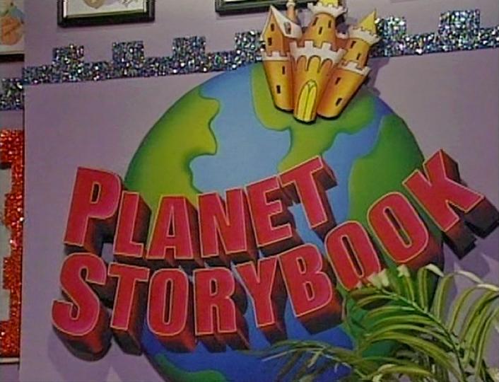 Planet Storybook