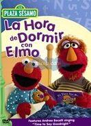 La hora de dormir con Elmo