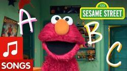 Sesame Street ABCs Elmo's Sing Along
