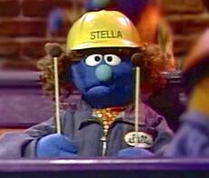 Stella Sesame Street