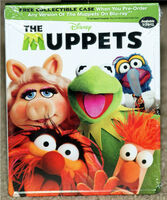 TheMuppets-BluRayDVDCombo-Steelbook-Iron-Pack-Cover