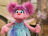 Recurring female Sesame Street Muppets