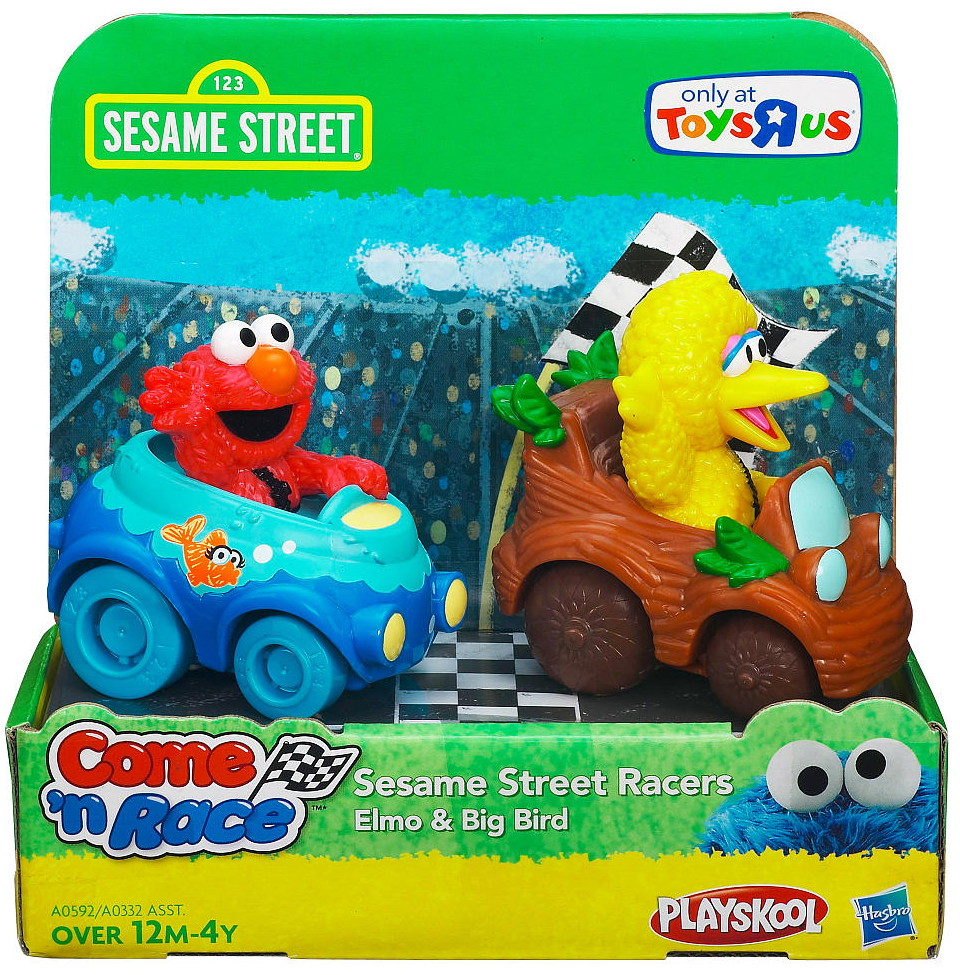 Come 'n Race toys