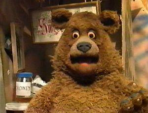 Unemployed Bear