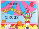 Muppet party invitations (C.A. Reed)
