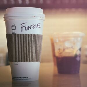 Fonzie coffee Facebook August 19 2015.jpg