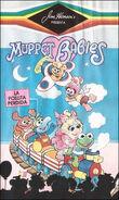 Muppet babies argentina vhs