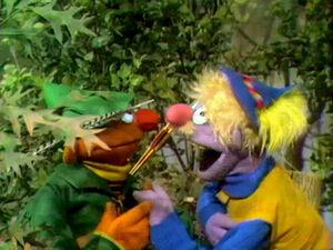 Robin Hood Ernie Harvey Kneeslapper.jpg