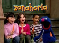 Spanishoftheday.zanahoria