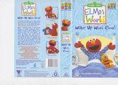Elmo's World Wake Up with Elmo Australian VHS