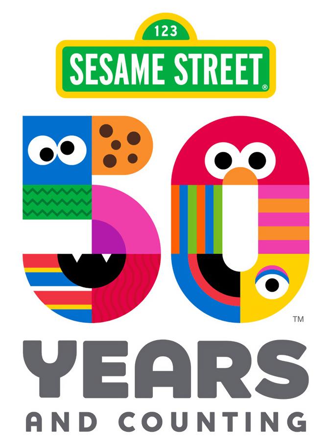 Sesame Street: 50th Anniversary