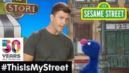 Sesame Street Memory Colin Jost ThisIsMyStreet