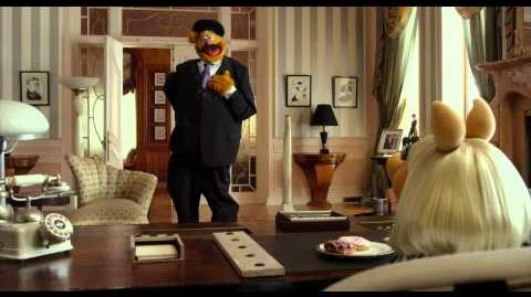 """The Muppets """"Muppet Man"""" Film Clip"""