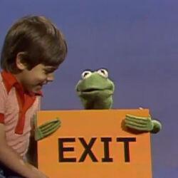 Muppet & Kid Moments: Kermit