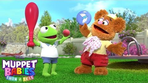 Fozzie's Show and Tell