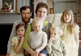Henson family piano