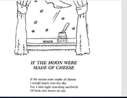 If The Moon Were Made of Cheese