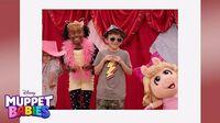 Piggy's Fashion Show Muppet Babies Play Date Disney Junior