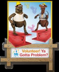 Rats Volunteer Badge