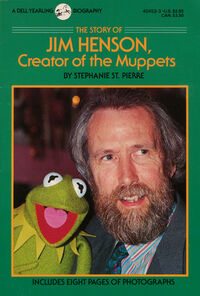 The Story of Jim Henson (Dell Publishing)