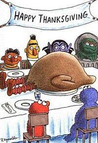 Thanksgiving-bird