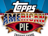 Topps American Pie Trading Cards