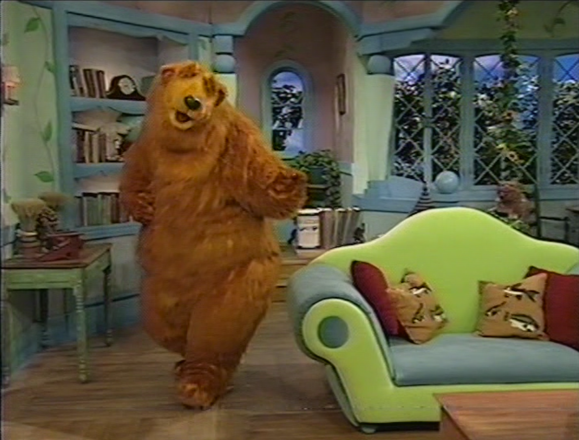 First Time for Everything (Bear in the Big Blue House song)