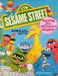 Sesame Street annuals