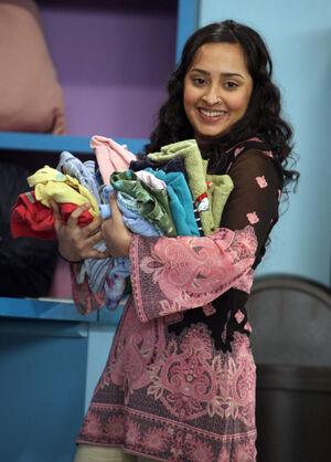 Leela in the laundromat.jpg