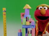 My Elmo: Building Things