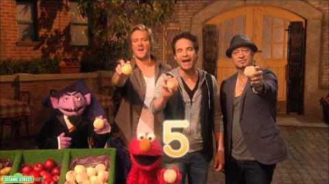 "Sesame_Street_Train_-_""Five_By"""