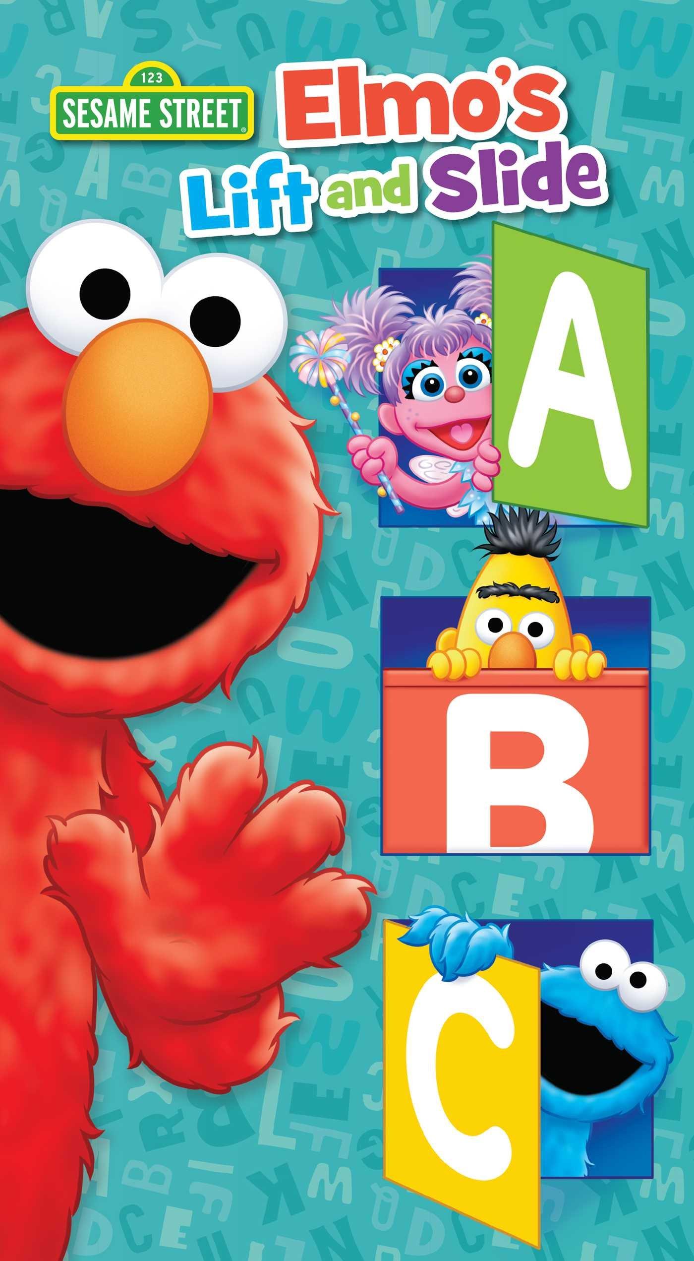 Elmo's Lift and Slide ABC