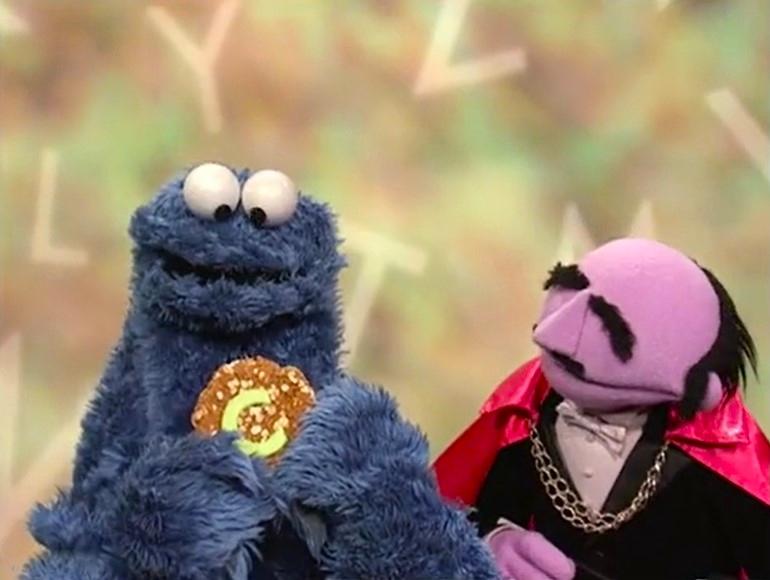 Sesame Street Letter Segments