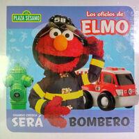 Los oficios de Elmo - Bombero
