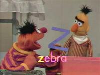 Ernie and Bert Z