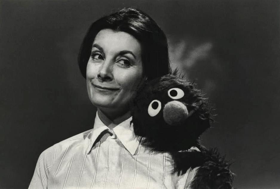 The Grover Monster - Jean Marsh Cartoon Special