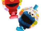 Sesame Street party supplies (American Greetings)