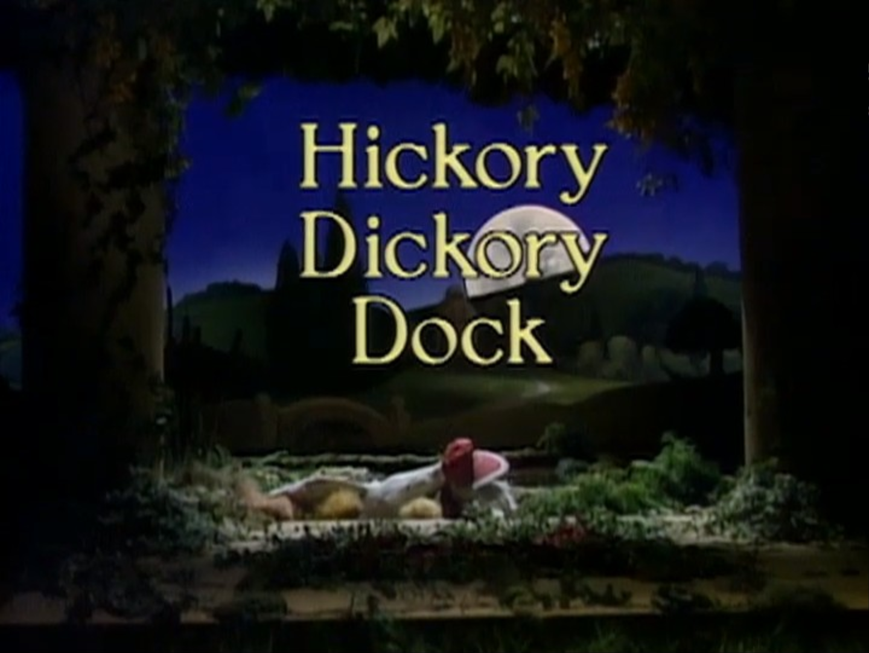 Episode 07: Hickory Dickory Dock