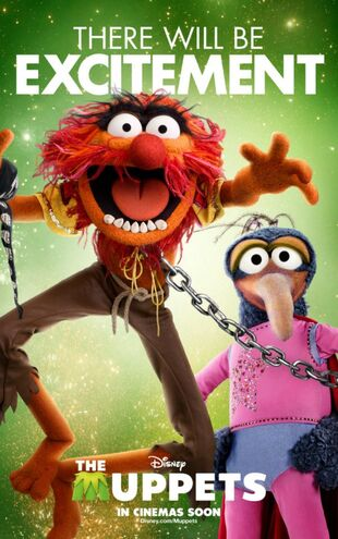 TheMuppets-Excitement