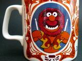 Muppet mugs (Kiln Craft)