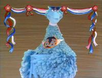 Bluebird-sesame