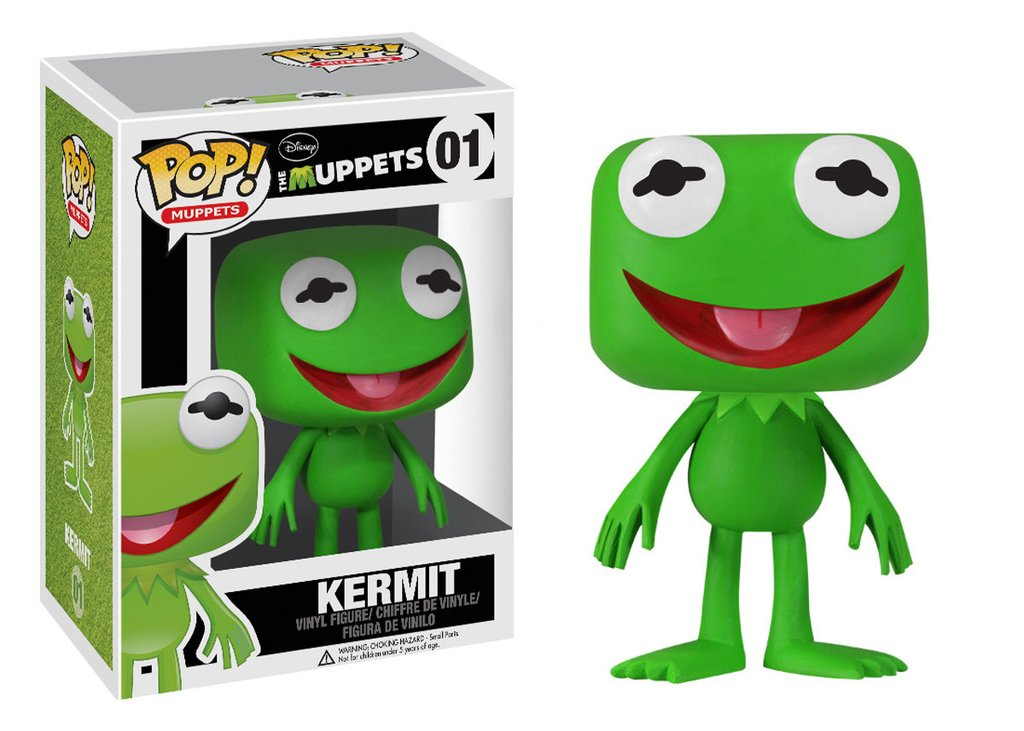 Muppet Pop! Vinyl figures