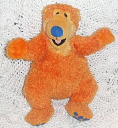 Bear in the Big Blue House plush (Applause)